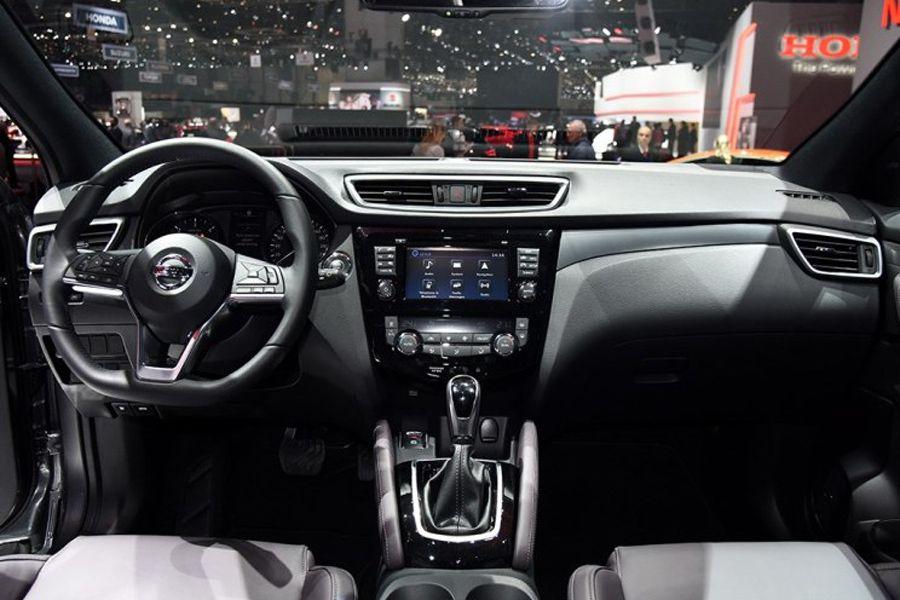 年底上市 日产新款逍客换搭1.3T发动机