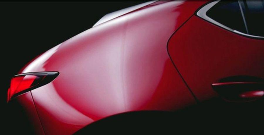 洛杉矶车展首发 全新马自达3预告视频发布