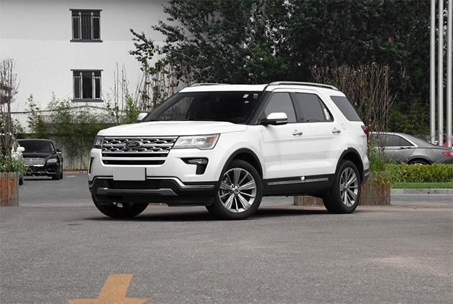 福特探险者最高可优惠3.5万元 现车销售中