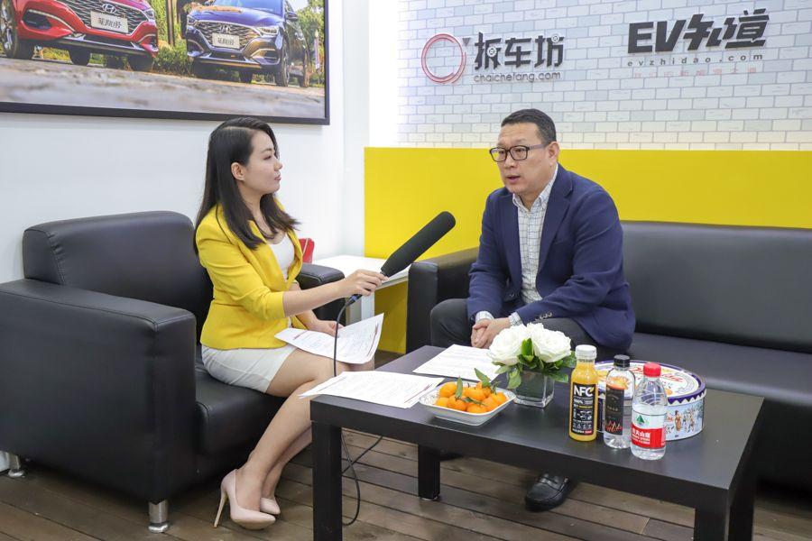 专访优秀汽车品牌斯巴鲁(广州)副总董超先生