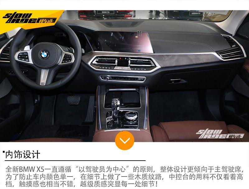 再续强者传奇 全新一代BMW X5到店实拍