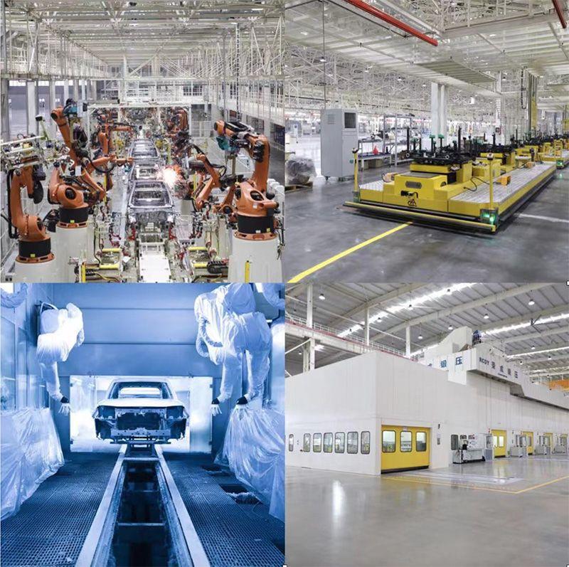 再添羽翼 江西大乘汽车科技产业园正式投产