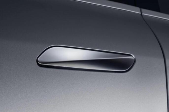 对标特斯拉Model3 吉利GE11外观细节图曝光