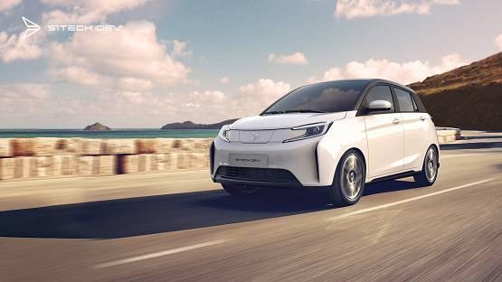 新特汽车加速布局车型研发和出行服务