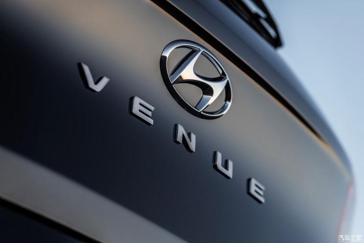 现代旗下体型最小SUV Venue 纽约车展首发