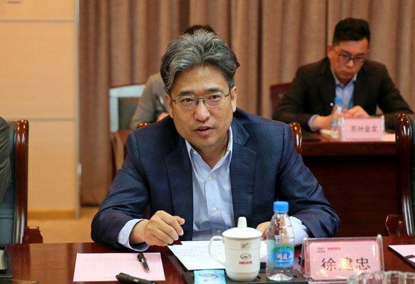 苏州金龙副总经理徐建忠