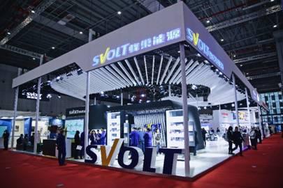 蜂巢能源首秀上海 开启动力电池