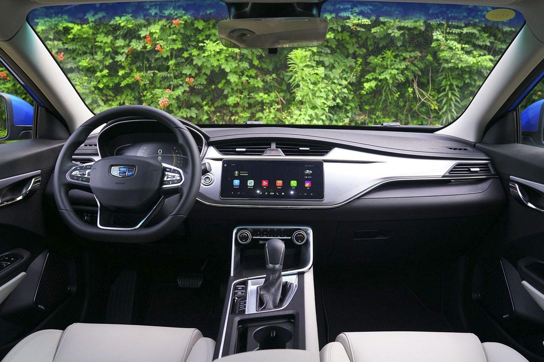 吉利缤瑞新增两款车型 售7.58-7.98万元
