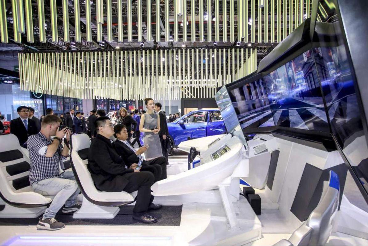 """逐梦""""新四化"""" 长城汽车携多项黑科技降临"""