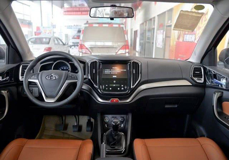 欧尚CX70新增1.6L手动旗舰型 配置更丰富