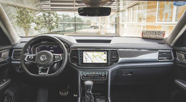 售35.99万元 大众轿跑SUV途昂X 380TSI上市