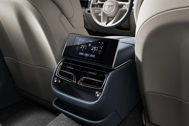 宾利全新飞驰 兼具运动与超豪华的专属座驾