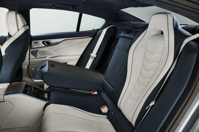 全新BMW 8系四门轿跑车将璀璨入世