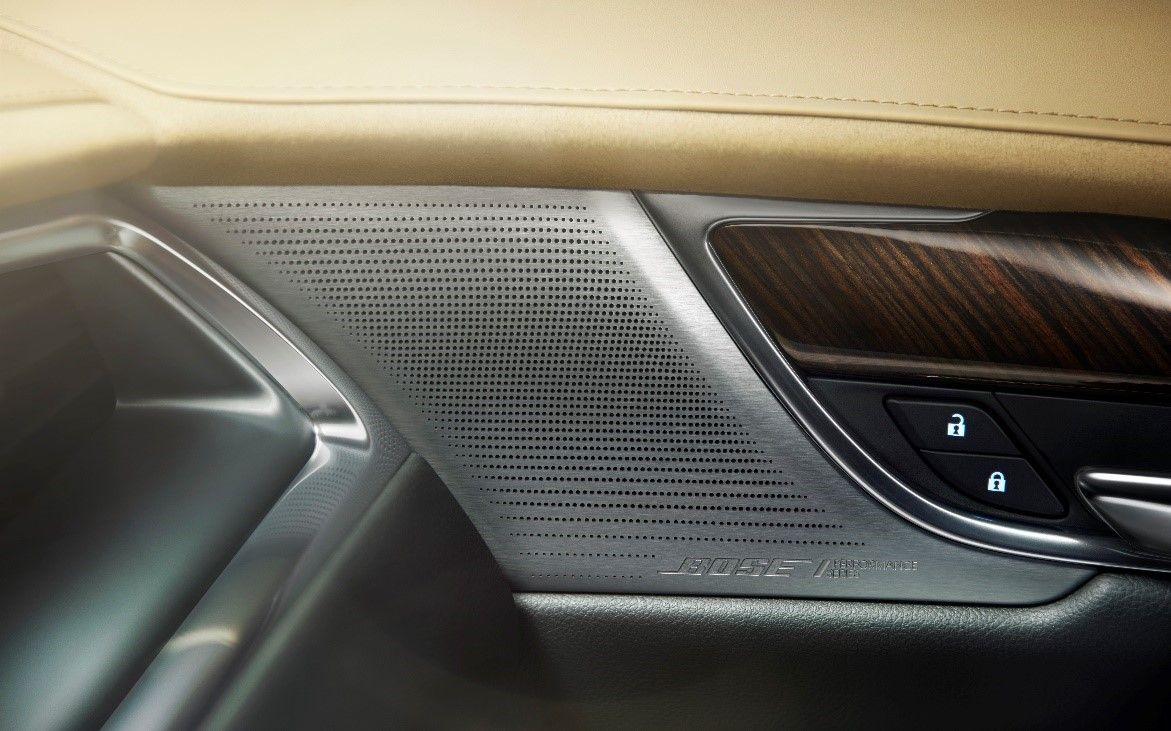 CASE大潮中Bose带来创新的驾乘体验