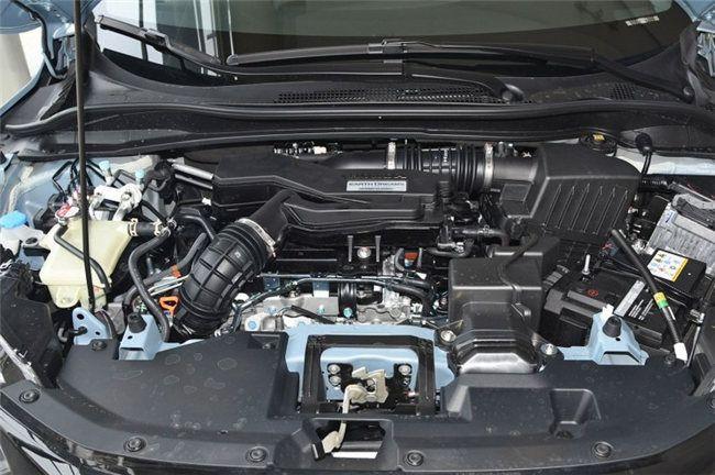 武汉东风本田XR-V综合优惠1万元 现车齐全