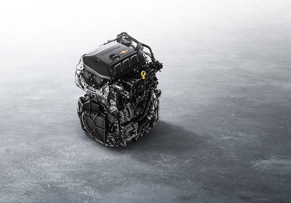 雪佛兰SUV创界将搭载1.3T+9AT/CVT动力系统