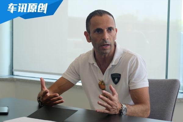 Francesco Scardaoni:兰博基尼朋友圈越来越大