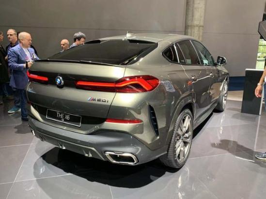 溜背造型被国产SUV用滥了,作为鼻祖换代宝马X6又有什么杀手锏?
