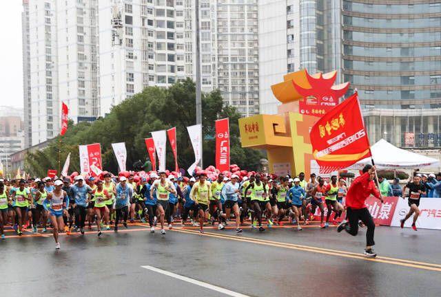 广汽三菱华南区跑团集结令 2019年长沙国际马拉松怎能少了你