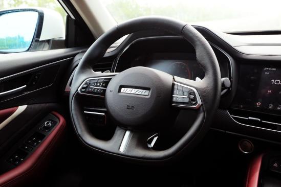 带L2级自动驾驶的高性价比轿跑SUV,长城哈弗F7
