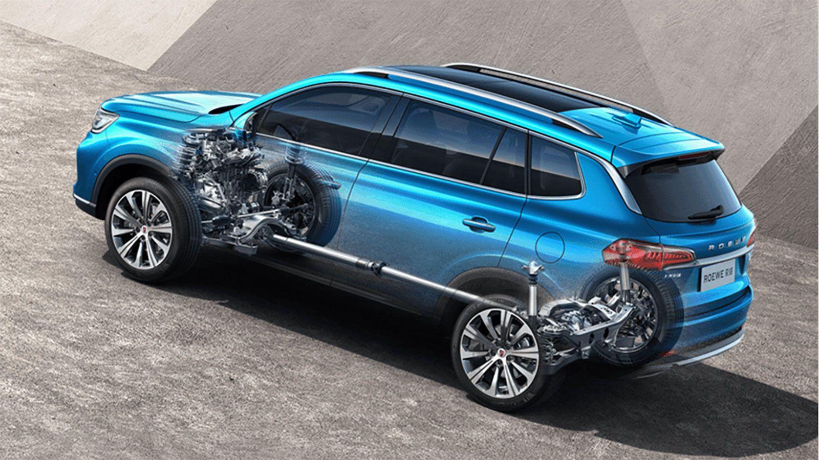 智联网硬核中型SUV 荣威RX5 MAX凭实力搞了个大事件