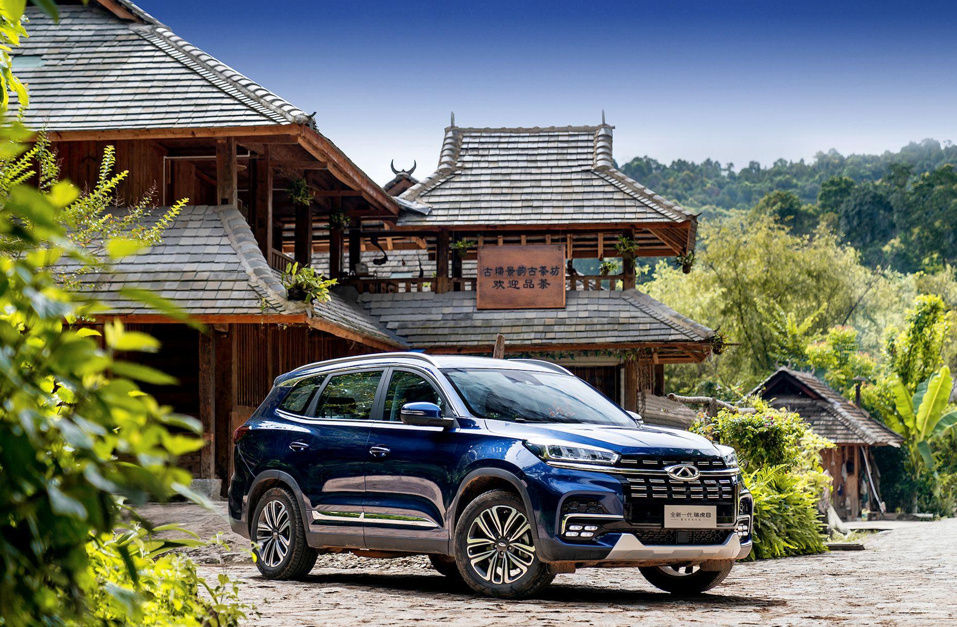 產品力大幅提升 奇瑞汽車前三季度銷量持續增長