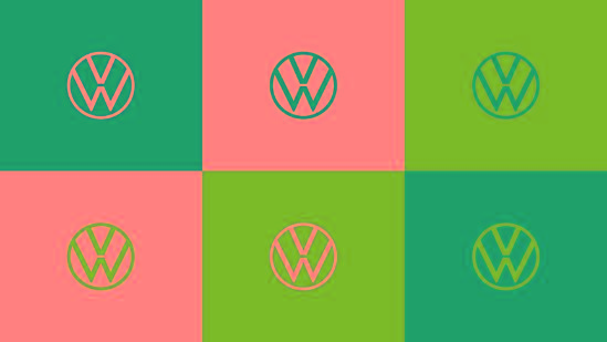 大众汽车中国2100家经销商的13000多个实体标识将逐步完成更换