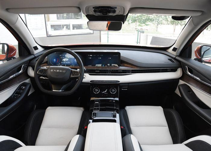 EXEED星途LX购车享优惠3000元     现车销售