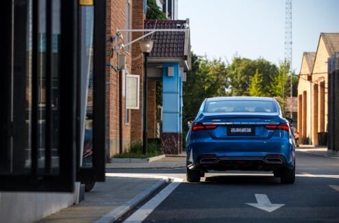 售价9.38万 吉利缤瑞200T正式推出亚运版
