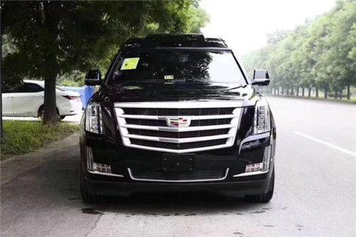 19款凯迪拉克总统一号现车5.98米