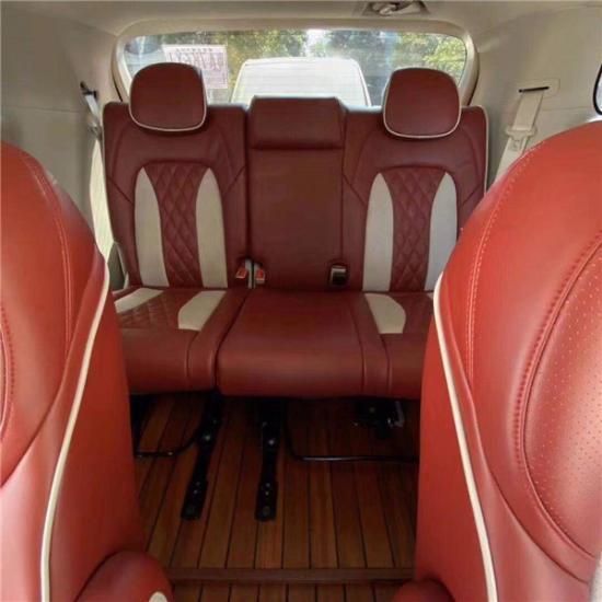 别克GL8后排木地板座椅 改装多少钱案例图