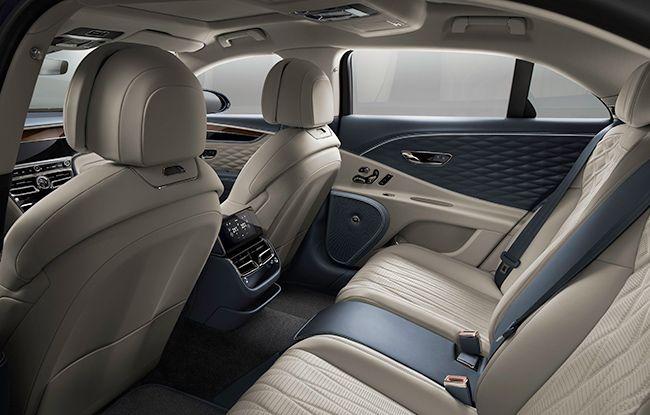 宾利全新飞驰 运动轿车风范与超豪华座驾专属气韵