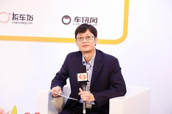 专访东风日产华南区副总监叶穗飞先生