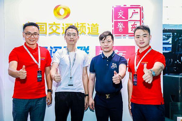 专访广州昊城集团亿昊城比亚迪新能源4S店总经理曾宪烽先生