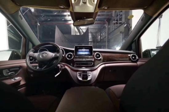 19款奔驰V260豪改最新报价 私人定制商务车