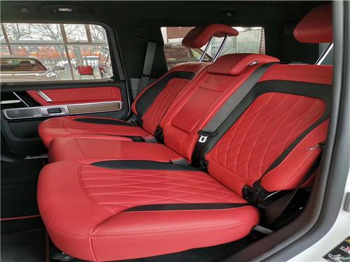 2019款奔驰G500 全面升级港口现售价188万