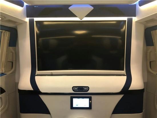 奔跑V260L高顶全隔屏价格 商务车私人订制