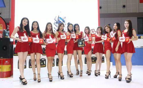 回顾上海三大展会,统一润滑油赚足了眼球