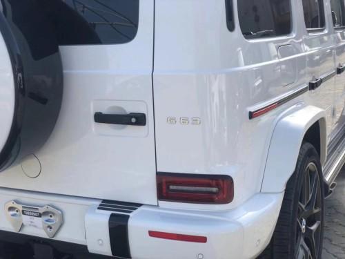 2019款奔跑G63限量预定最新价格 提回家