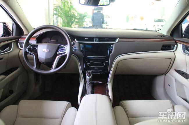 武汉凯迪拉克XTS最高优惠8万元 现车在售