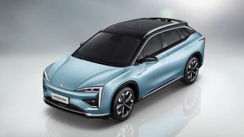 广汽蔚来HYCAN 007正式发布 主力车型预售价格26-30万起