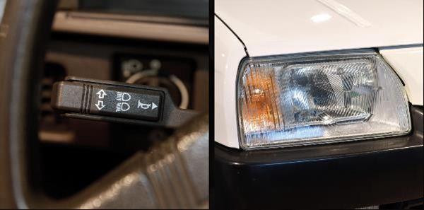 從機械箭頭到全LED 斯柯達汽車轉向指示系統的變遷