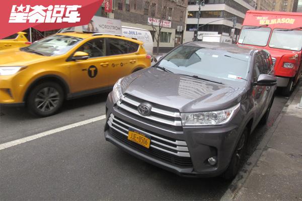 美國街道上什么品牌的車最多 日系約占一半