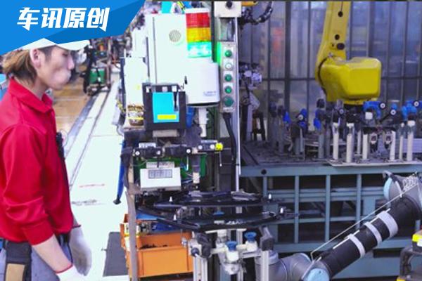 探秘日产汽车未来工厂 应用人体工程学提升效率