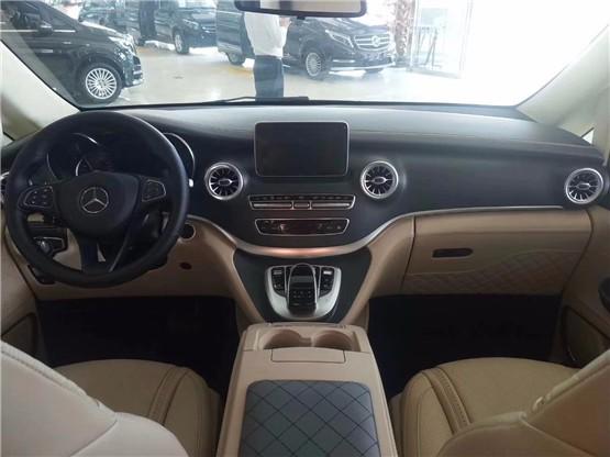 迈巴赫VS980北京价格 商务保姆车中奢侈品O