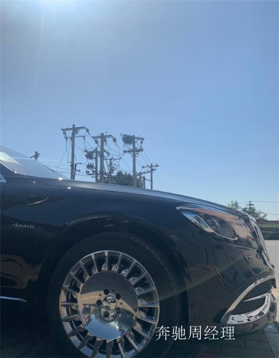 2020款迈巴赫S450报价 无可匹敌的豪华轿车
