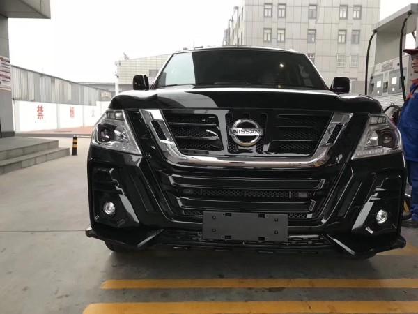 19款日产途乐Y62三排大尺寸SUV价格促销