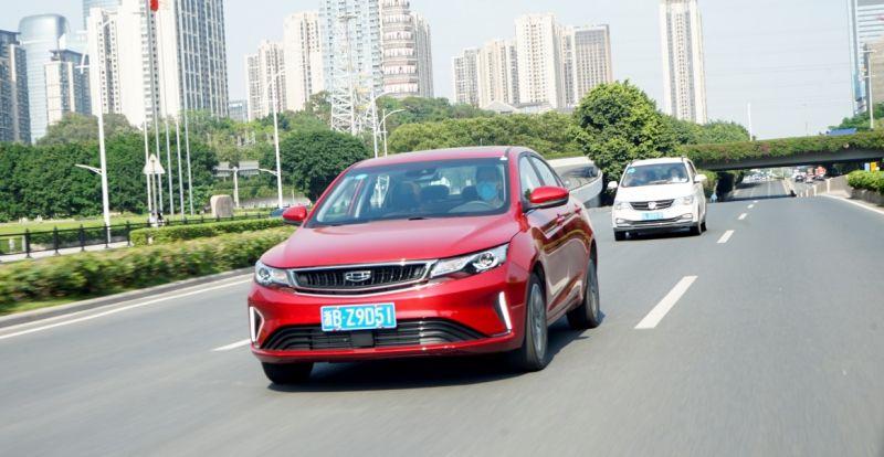 吉利帝豪GL:成本,并不是造车缺乏诚意的理由