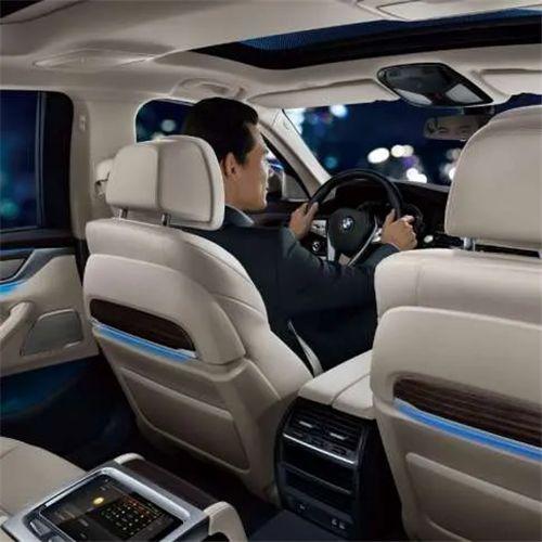 BMW 5系插电式混合动力汽博会轻享24期50-50金融方案