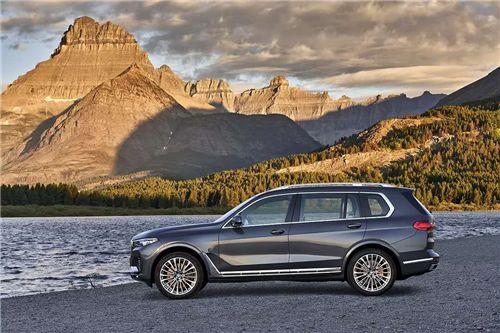 创新BMW X7享5年超长贷期轻松购车